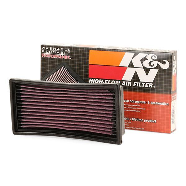 Luchtfilter K&N Filters 33-2002 expert kennis