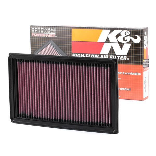 Air Filter K&N Filters 33-2031-2 expert knowledge