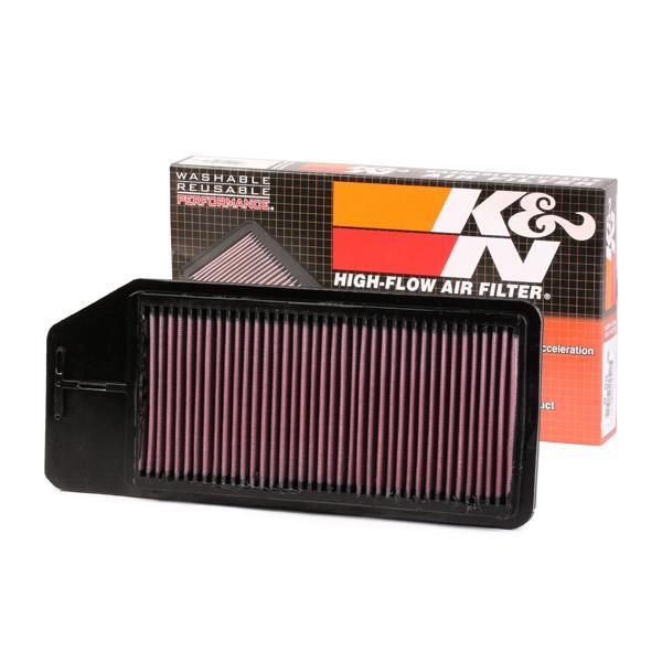 Въздушен филтър K&N Filters 33-2276 експертни познания