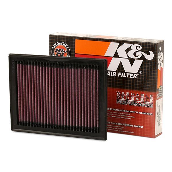Air Filter K&N Filters 33-2409 expert knowledge
