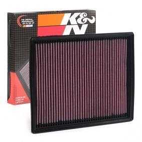 K&N Filters 33-2787 в оригиналното качество
