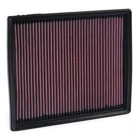 K&N Filters 33-2787 оценка