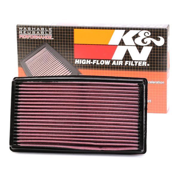 Filtro de Aire K&N Filters 33-2819 conocimiento experto