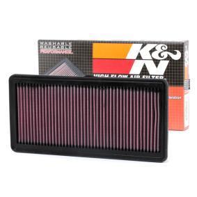 K&N Filters 33-2842 Erfahrung
