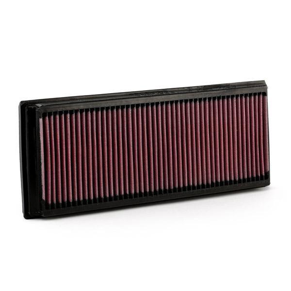 Filtro de ar K&N Filters 33-2865 classificação