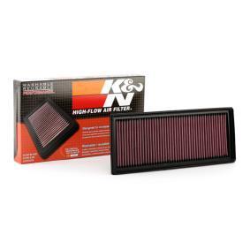 K&N Filters 33-2865 de qualidade original