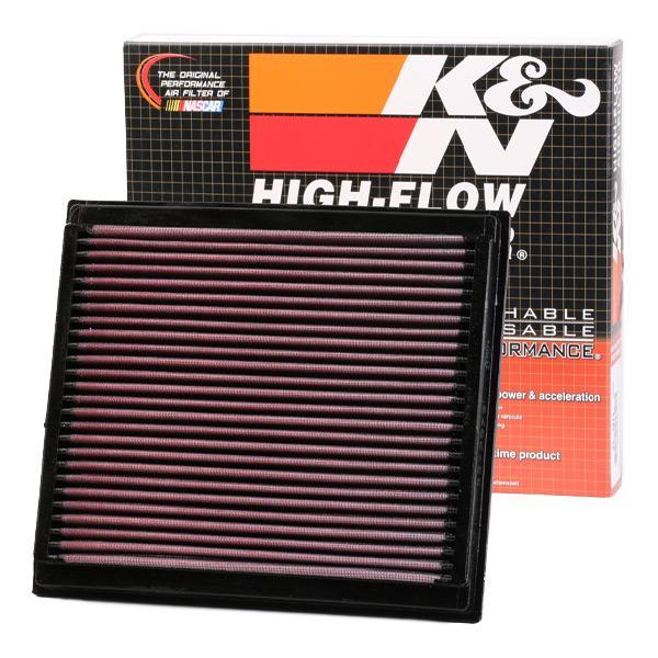 K&N Filters Luftfilter 33-2873