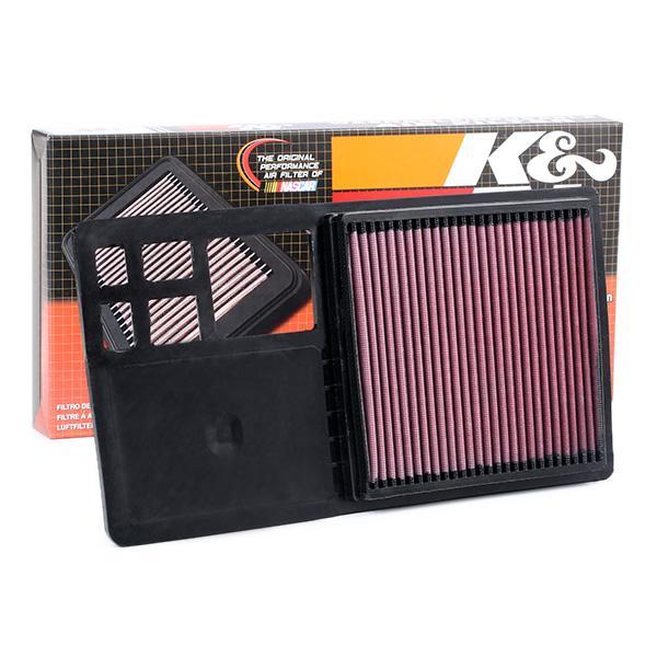 Air Filter K&N Filters 33-2920 expert knowledge
