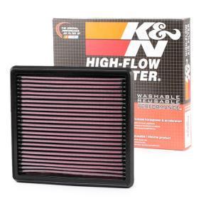 K&N Filters 33-2935 Erfahrung