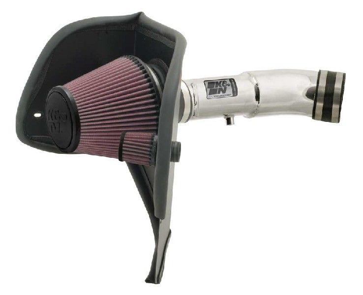 K&N Filters  77-3065KP Sistema filtro aire deportivo