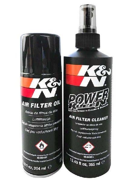 Tisztító / vékonyító K&N Filters 99-5000EU szaktudással