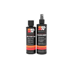 Verdünner K&N Filters 99-5050 für Auto (spritzbar, Flasche, Karton, rot, Inhalt: 592ml)