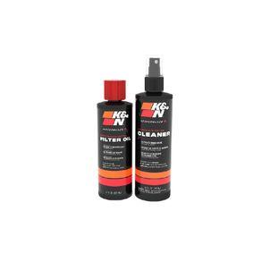Hochleistungsentfetter K&N Filters 99-5050 für Auto (spritzbar, Flasche, Karton, rot, Inhalt: 592ml)