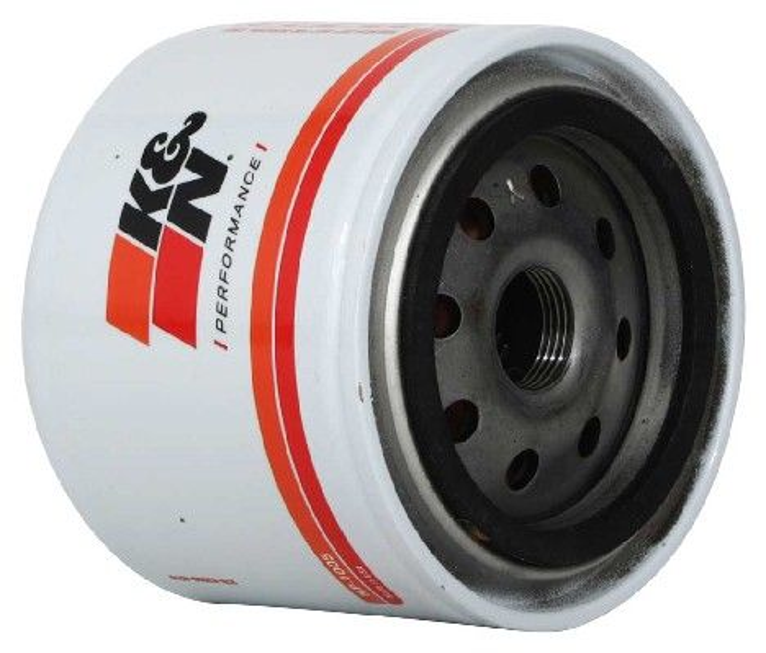 K&N Filters  HP-1005 Oil Filter Ø: 94mm, Ø: 94mm, Height: 87mm