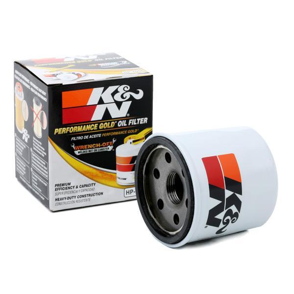 Ölfilter K&N Filters HP-1008 Erfahrung