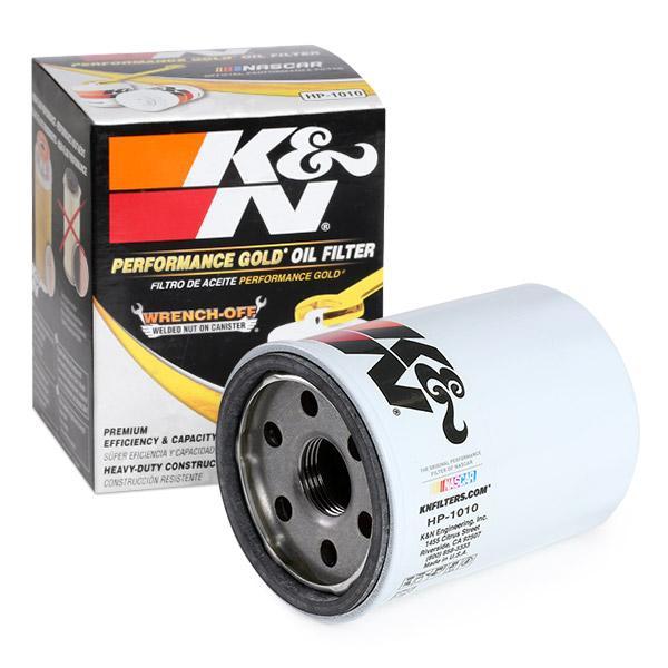 Ölfilter K&N Filters HP-1010 Erfahrung