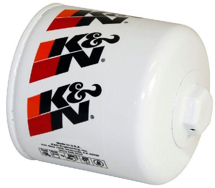 K&N Filters  HP-2007 Ölfilter Ø: 93mm, Ø: 93mm, Höhe: 104mm