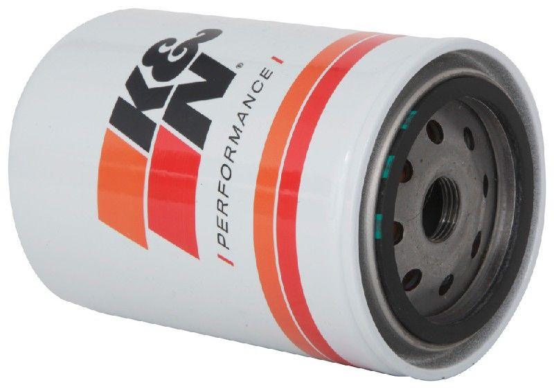 K&N Filters  HP-3001 Ölfilter Ø: 93mm, Ø: 93mm, Höhe: 145mm