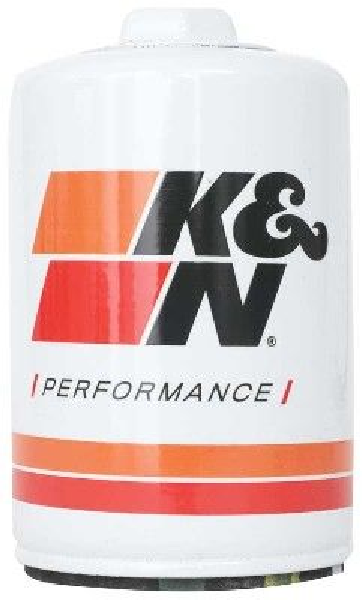 K&N Filters  HP-4001 Ölfilter Ø: 76mm, Ø: 76mm, Höhe: 129mm