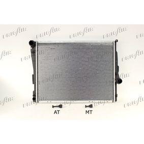 Radiateur, refroidissement du moteur Dimension du radiateur: 580 x 450 x 20 mm avec OEM numéro 17119071517