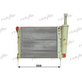 Kühler, Motorkühlung Netzmaße: 480 x 415 x 16 mm mit OEM-Nummer 519 39 068