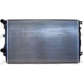 Радиатор, охлаждане на двигателя 0110.3127 Golf 5 (1K1) 1.9 TDI Г.П. 2006