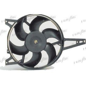 Вентилатор, охлаждане на двигателя 0501.1560 800 (XS) 2.0 I/SI Г.П. 1997