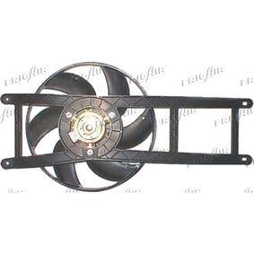 Fan, radiator 0504.1054 PANDA (169) 1.2 MY 2019