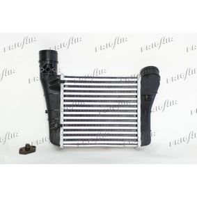 FRIGAIR Ladeluftkühler 0710.3105 für AUDI A4 (8E2, B6) 1.9 TDI ab Baujahr 11.2000, 130 PS