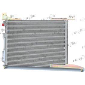 Кондензатор, климатизация 0801.2005 800 (XS) 2.0 I/SI Г.П. 1995