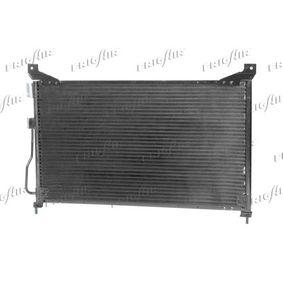Кондензатор, климатизация 0801.2008 800 (XS) 2.0 I/SI Г.П. 1995