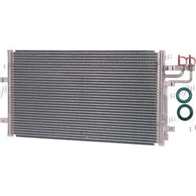 Kondensator, Klimaanlage Netzmaße: 628 x 374 x 16 mm, Kältemittel: R 134a mit OEM-Nummer 3M5H 19710 CA