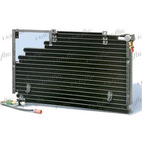 FRIGAIR Kondensator, Klimaanlage 0810.2003 für AUDI 100 (44, 44Q, C3) 1.8 ab Baujahr 02.1986, 88 PS