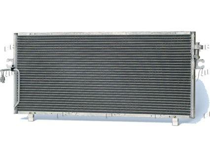 FRIGAIR  0821.3004 Kondensator, Klimaanlage Netzmaße: 690 x 300 x 16 mm, Kältemittel: R 134a
