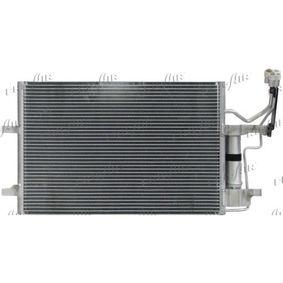 Condensador MAZDA 3 (BK) 1.4 de Año 10.2003 84 CV: Condensador, aire acondicionado (0825.3020) para de FRIGAIR