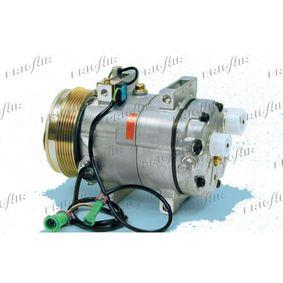 FRIGAIR Kompressor, Klimaanlage 920.52009 für AUDI 80 (8C, B4) 2.8 quattro ab Baujahr 09.1991, 174 PS