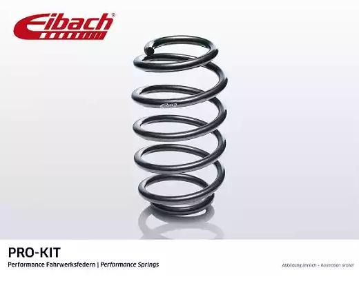Suspension Spring F2067102 EIBACH 2067102 original quality