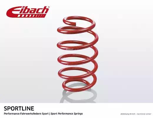 Suspension Spring F21-85-003-01-VA EIBACH 218500301VA original quality