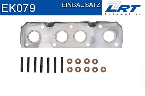 LRT  EK079 Montagesatz, Abgaskrümmer