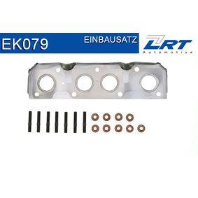 Kit montaje, colector escape con OEM número 7703062062