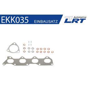 Golf 5 1.4 16V Montagesatz, Abgasanlage LRT EKK035 (1.4 16V Benzin 2008 BUD)