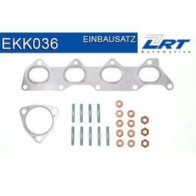 Golf 5 1.4 16V Montagesatz, Abgasanlage LRT EKK036 (1.4 16V Benzin 2006 BUD)