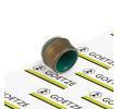 GOETZE Dichtring, Ventilschaft 50-306538-50 für AUDI A3 (8P1) 1.9 TDI ab Baujahr 05.2003, 105 PS