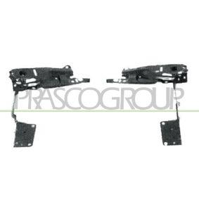 PRASCO Scheinwerferaufnahme AD0153403 für AUDI 80 (8C, B4) 2.8 quattro ab Baujahr 09.1991, 174 PS