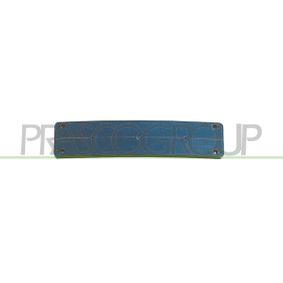 Kennzeichenhalter ME0371539 MERCEDES-BENZ E-Klasse Limousine (W210)