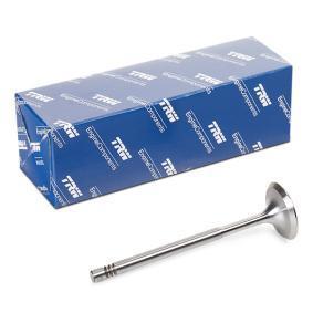 Einlassventil Länge: 100,9mm, Ventilteller-Ø: 29,5mm, Ventilschaft-Ø: 6mm mit OEM-Nummer 036 109 601 AK