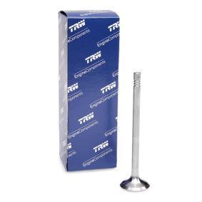 Auslassventil Länge: 100,6mm, Ventilteller-Ø: 26mm, Ventilschaft-Ø: 6mm mit OEM-Nummer 036 109 611AE