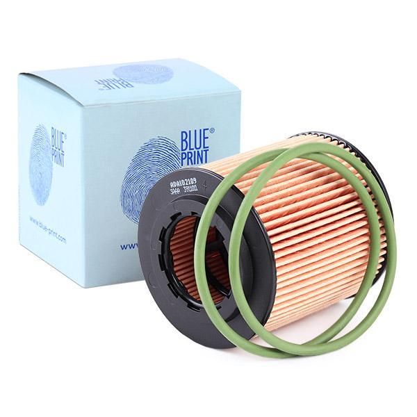Filtro de Aceite BLUE PRINT ADA102109 conocimiento experto