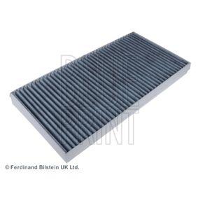 Filter, Innenraumluft Länge: 332mm, Breite: 164,0mm, Höhe: 31mm mit OEM-Nummer 46 844 822
