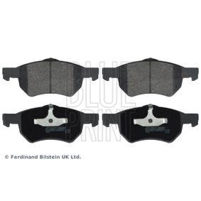 Bremsbelagsatz, Scheibenbremse Breite: 72,5mm, 69,2mm, Dicke/Stärke 1: 18,4mm mit OEM-Nummer 5015365AA